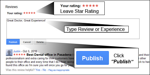 Publish Review
